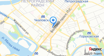 Концертное агентство Полигон на карте