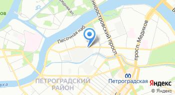 Инфора на карте