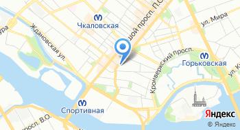 Ассорт на карте