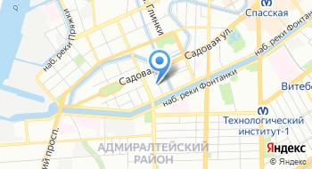 Хор Русской Армии на карте