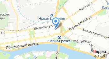 СПб Гбпоу Медицинский техникум № 9 на карте