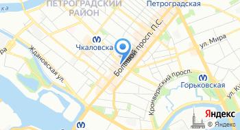 Софтпрезидент на карте