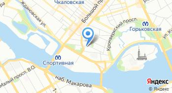 Центр восстановительной медицины и косметологии на карте