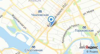 Академия танца Бориса Эйфмана на карте