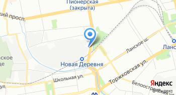 ПромТехСтрой на карте