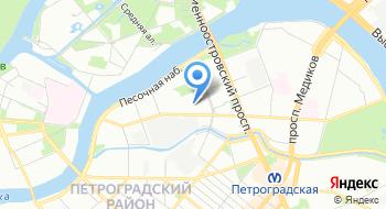 Центр Технического Обслуживания -спб на карте