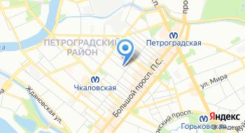 Интернет-магазин Мама-Джейн на карте