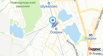 Банкетный зал Коломяжские Сады на карте
