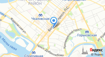 Заубер Банк на карте