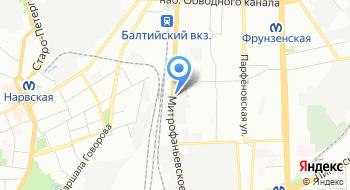 Магазин-склад Тепличный выбор на карте