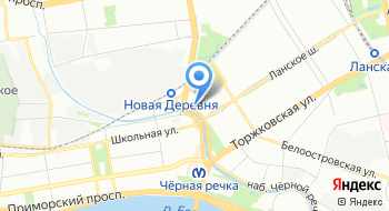 Региональный поисковый центр на карте