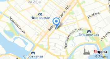 Продуктовый магазин Гастрономия на карте