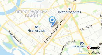 ТСЖ Шамшева-13 на карте