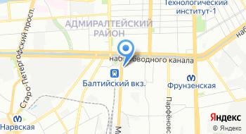 Гидроспецназ на карте