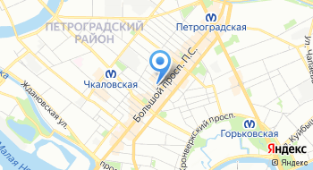 Институт ветеринарной биологии на карте
