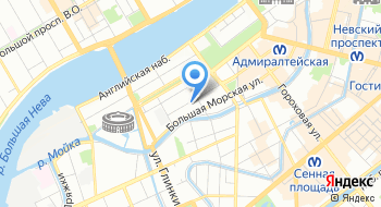 Проектно-строительная организация Основа на карте