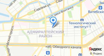 РМО-СПб на карте