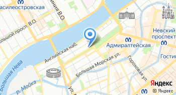 Ассоциация Ленинградская областная ТПП на карте