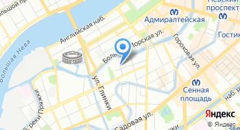 Музроссия на карте