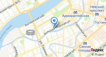 Констанс-Банк (Отозвана лицензия) на карте