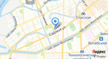 Матисс клуб на карте