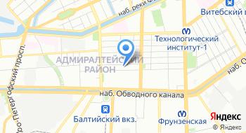 Проектно-изыскательское предприятие Геопроф на карте