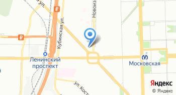 Центр профессионального образования на карте
