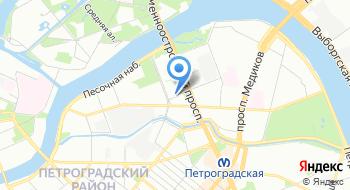 Городская поликлиника № 32 на карте