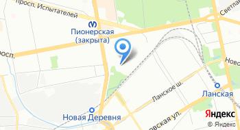 ТД Петрострой на карте