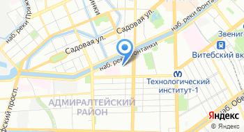 Первое Детективное Агентство на карте