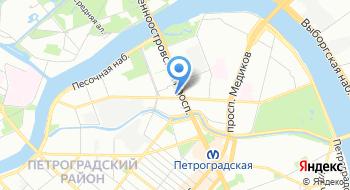 Антэн-1 на карте