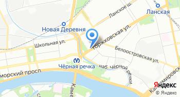 Центр цифровых технологий на карте