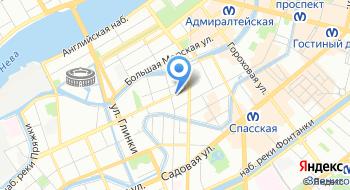 ГринВуд на карте