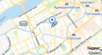 Кафе-пекарня Bonape на карте