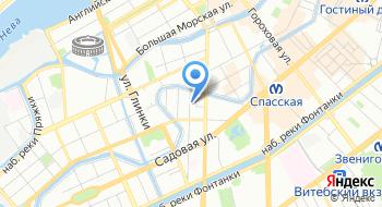 Страйкбольный магазин AWTactical by Air-Wars на карте
