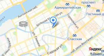 Агентство Брендинга и Маркетинговых Коммуникаций Sun на карте
