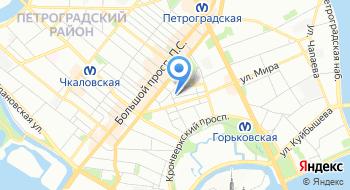 Почтальонъ на карте