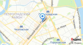 Дом моды Яниса Чамалиди на карте