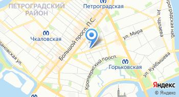 Falcon Eyes Санкт-Петербург на карте