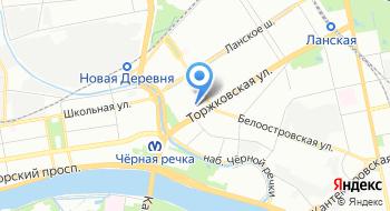 Следственное управление Следственного комитета Российской Федерации по Ленинградской области на карте