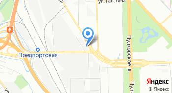 Сервисный центр Тахографсервис на карте