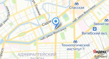 H2O Vortex Rus на карте