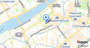 Городское Туристско-Информационное Бюро на карте