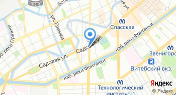 Академический медицинский центр на карте