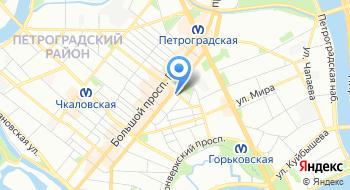 СДМ-БАНК на карте