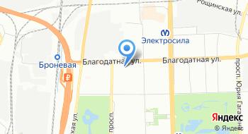 РеалХим СПб на карте
