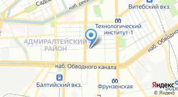 Леонтьевский центр на карте