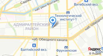 Социологический институт Российской академии наук на карте