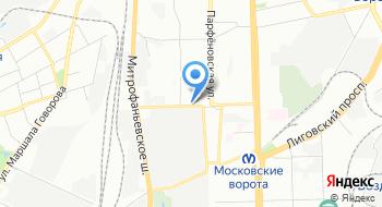 Механический завод Техуниверсал на карте