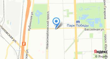 Лесовичкоф. РФ на карте
